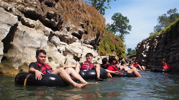 Body Rafting Oya
