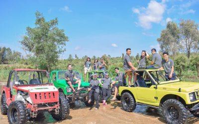 Jeep Offroad Gunukidul 4